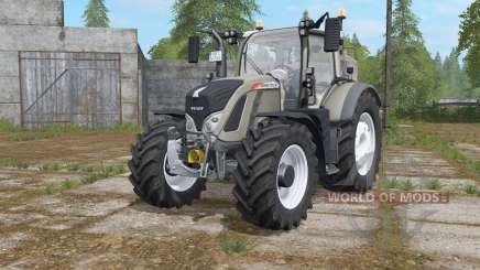 Fendt 700 Vario more configurations for Farming Simulator 2017