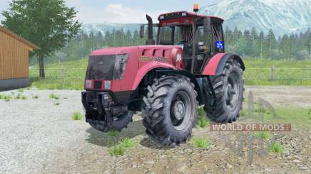MTZ-3022ДЦ.1 Belarus animated front axle for Farming Simulator 2013