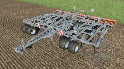 Amazone Cenius 8003 cultivator and plow version for Farming Simulator 2017