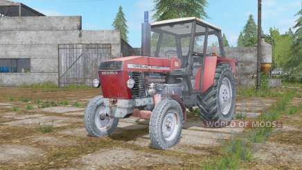 Ursus C-385 animations pedals for Farming Simulator 2017