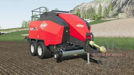 Kuhn LSB 1290 D bale size 14000 liters for Farming Simulator 2017