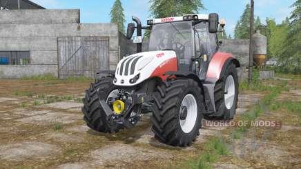 Steyr Profi CVT for Farming Simulator 2017