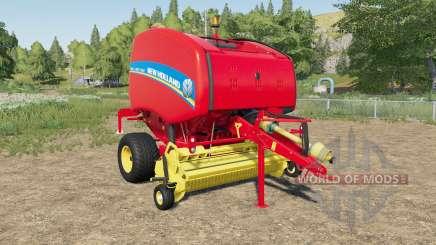New Holland Roll-Belt 460 North American for Farming Simulator 2017