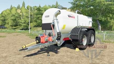 Vakutec VA 18500 ST light for Farming Simulator 2017