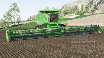 John Deere 70-series STS for Farming Simulator 2017