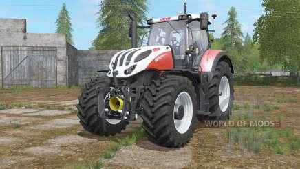 Steyr Terrus 6000 CVT for Farming Simulator 2017