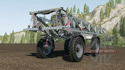 Hardi Rubicon 9000 capacity 40000 liters for Farming Simulator 2017