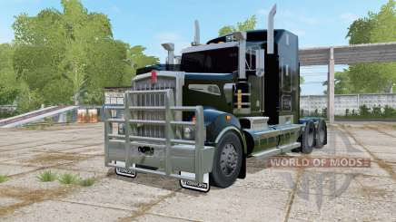 Kenworth T908 2008 for Farming Simulator 2017