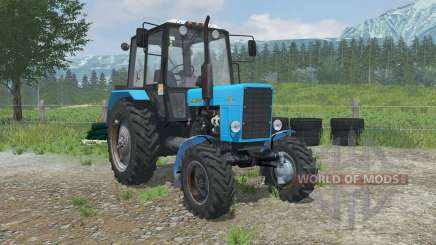 MTZ-82.1 Belarus open doors for Farming Simulator 2013