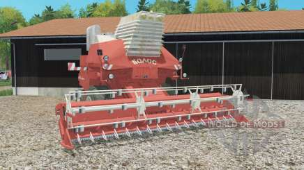 SK-6 Kolos working light for Farming Simulator 2015