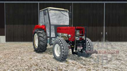 Ursus C-360 realistic smoke for Farming Simulator 2015