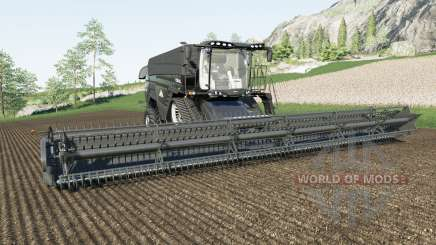 Ideal 9T with adjusted grain tank for Farming Simulator 2017