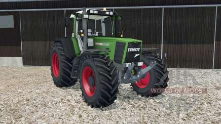 Fendt Favorit 926 Vario forest green for Farming Simulator 2015