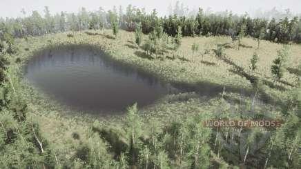 Swamp Of Kolchugino for MudRunner
