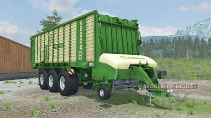 Krone ZX 550 GD multistraw for Farming Simulator 2013