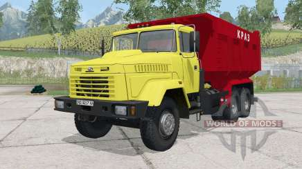 KrAZ-65055 for Farming Simulator 2015
