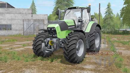 Deutz-Fahr Serie 7 TTV Agrotron with IC for Farming Simulator 2017