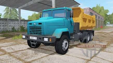 KrAZ-6510 for Farming Simulator 2017