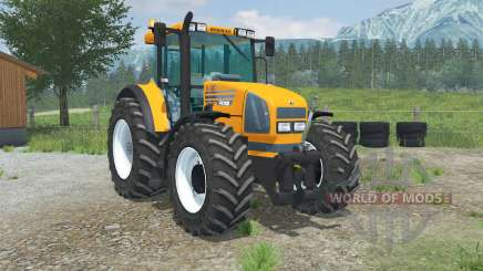 Renault Ares 610 RZ More Realistic for Farming Simulator 2013