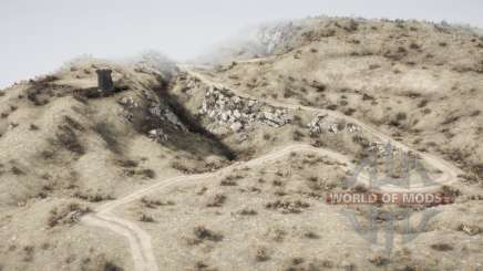 Foothills of Armenia for MudRunner