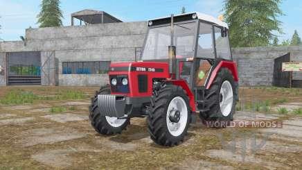 Zetor 7245 choice of engine for Farming Simulator 2017