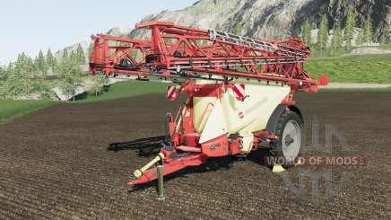 Hardi Navigator 6000 work speed 30 km-h for Farming Simulator 2017