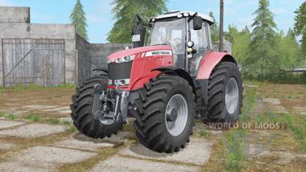Massey Ferguson 6600 for Farming Simulator 2017