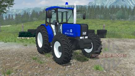 Renault 80.14 medium blue for Farming Simulator 2013