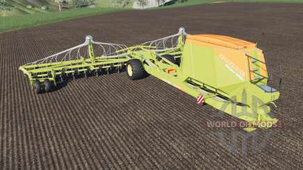 Amazone Condor 15001 allfruit for Farming Simulator 2017