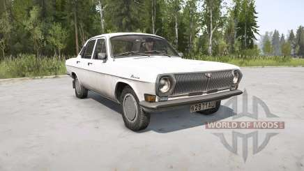 GAZ 24-10 Volga v1.1 for MudRunner