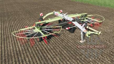 Claas Liner 2700 medium spring bud for Farming Simulator 2017