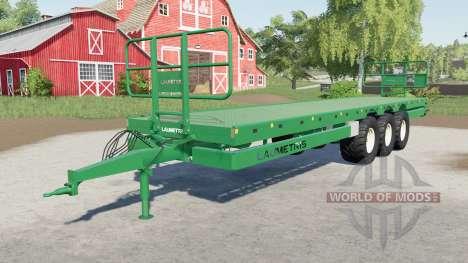 Laumetris PTL-20R for Farming Simulator 2017
