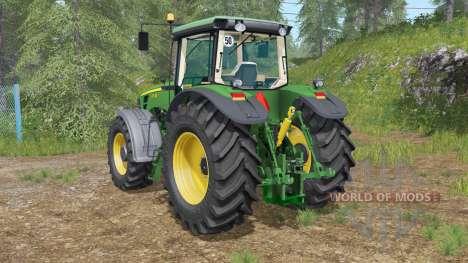 John Deere 8000-series for Farming Simulator 2017