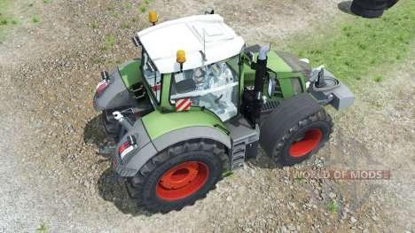 Fendt 828 Vario for Farming Simulator 2013