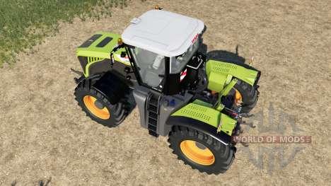 Claas Xerion Trac VC for Farming Simulator 2017