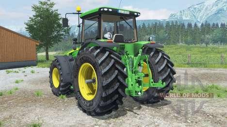 John Deere 8260R for Farming Simulator 2013