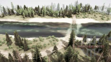 In search of amphibians for Spintires MudRunner