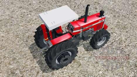 Massey Ferguson 299 for Farming Simulator 2015