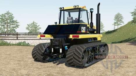 Caterpillar Challenger 75C for Farming Simulator 2017