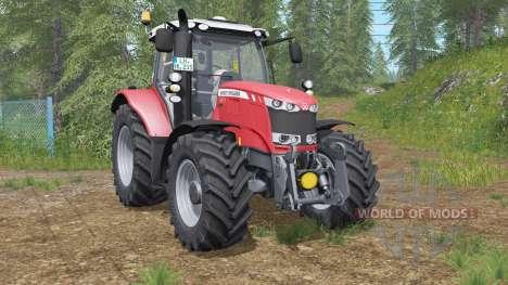Massey Ferguson 6600 for Farming Simulator 2017