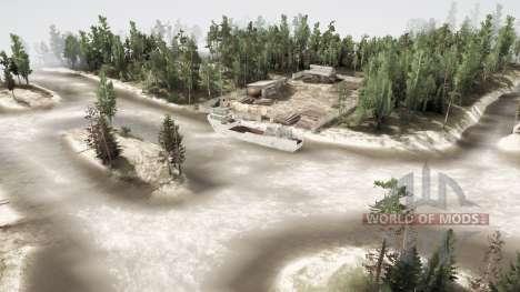 Forest watch 2 for Spintires MudRunner
