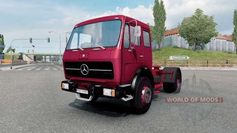 Mercedes-Benz NG 1632 for Euro Truck Simulator 2