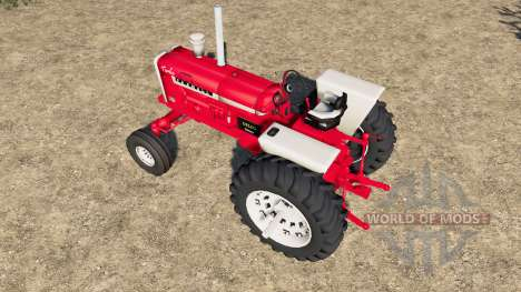 Farmall 1206 Turbo for Farming Simulator 2017