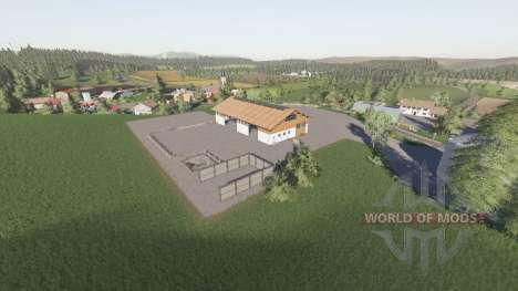 Rehweiler for Farming Simulator 2017