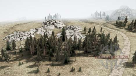New earth for Spintires MudRunner