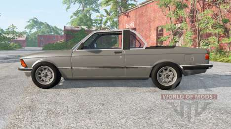 BMW 318i Top Cabriolet (E21) 1980 for BeamNG Drive