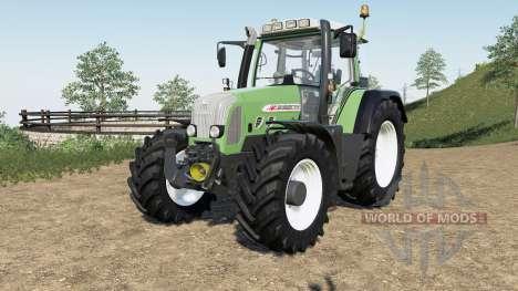 Fendt Favorit 700 Vario for Farming Simulator 2017