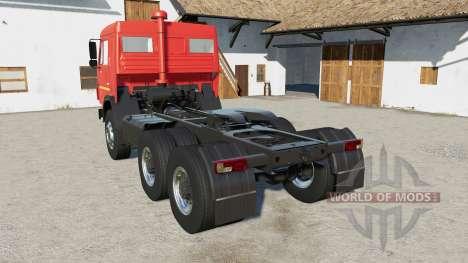 KamAZ-5410 for Farming Simulator 2017