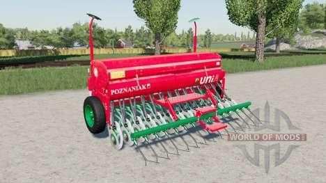 Unia Poznaniak DXL for Farming Simulator 2017