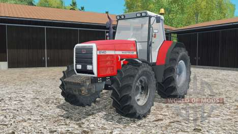 Massey Ferguson 8140 for Farming Simulator 2015